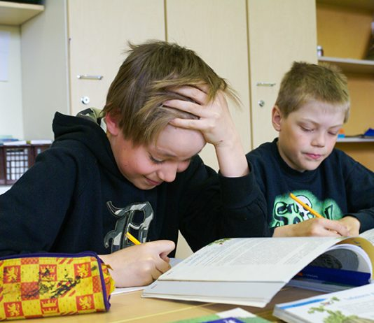 Primary school in Finland