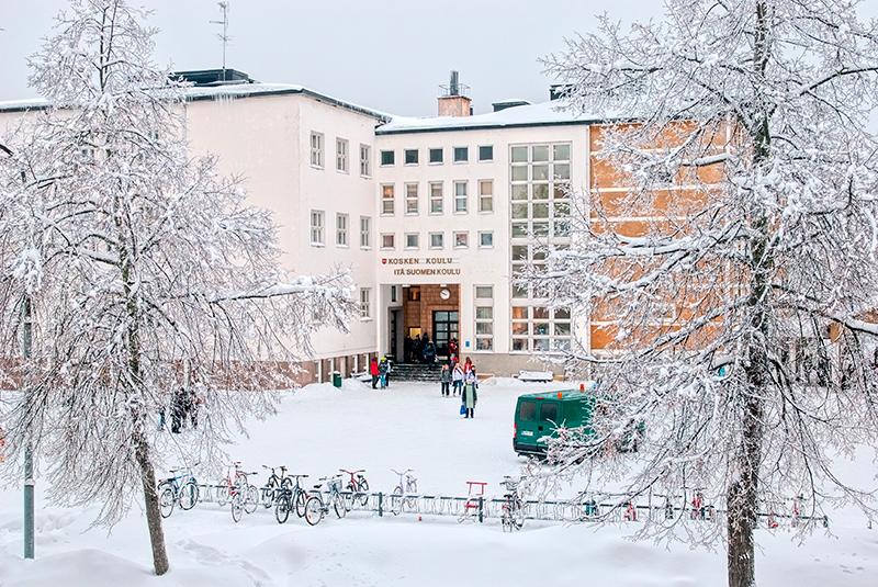 School of Eastern Finland